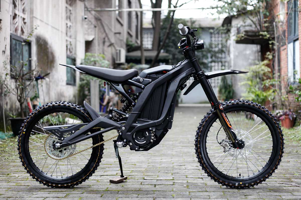 SUR-RON LB X Series Dual Sport E Dirt Bike