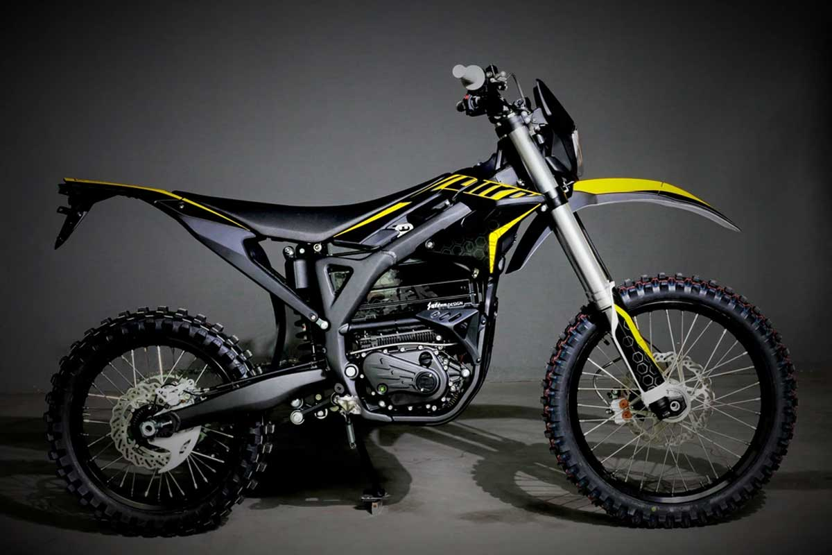 Sur-Ron Storm Electric MX Dirt Bike